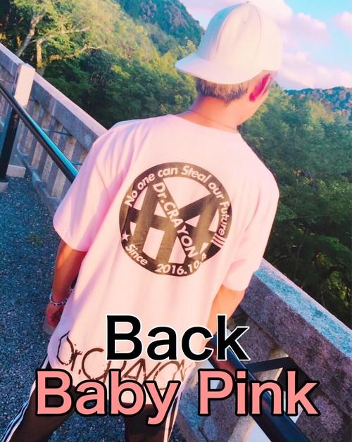 ボックスロゴTシャツ新色(BABY PINK)
