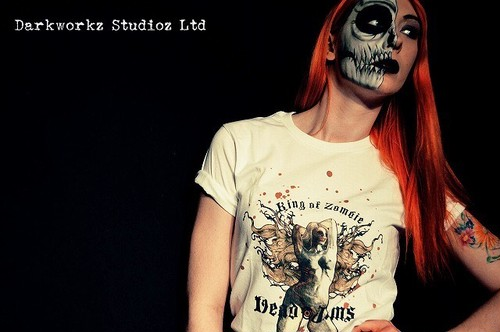 T-03(Zombie Queen T-shirts)
