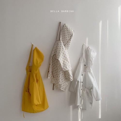 『翌朝発送』rain-coat〈bella bambina〉