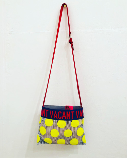 Get over SALE★Mesh-dots Sacoche ULTRA