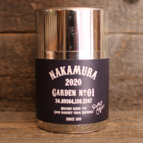 """01_GARDEN NO.01 with canister""""2020EDITION"""""""