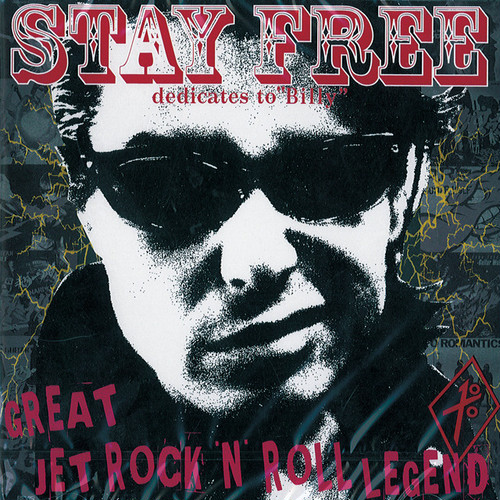 omnibus「BILLY TRIBUTE~STAY FREE 」
