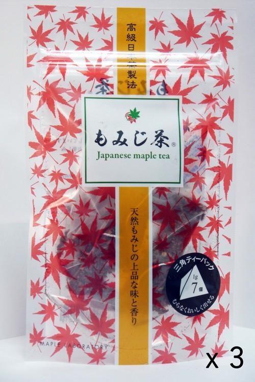もみじ茶3パック