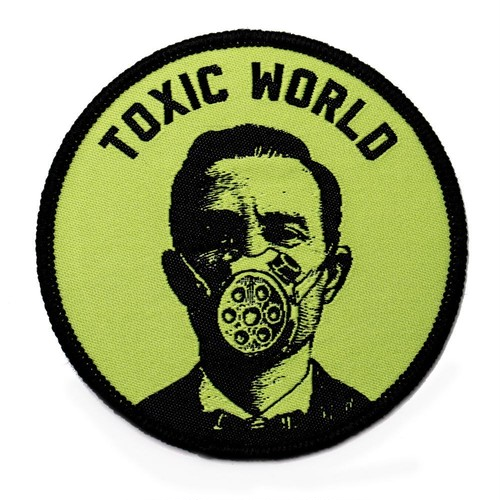 "Pretty Bad Co""Toxic World Patch"""