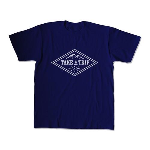 TAKE A TRIP Tシャツ