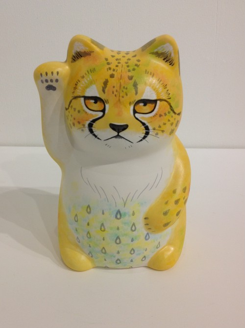 ZooT 招き猫チーター3