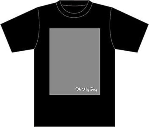 The Hey Song / Tシャツ / 四角 / 全2色