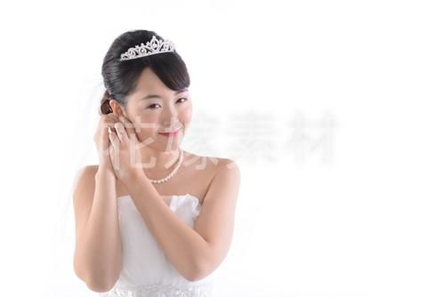 【0184】ポーズを取る花嫁