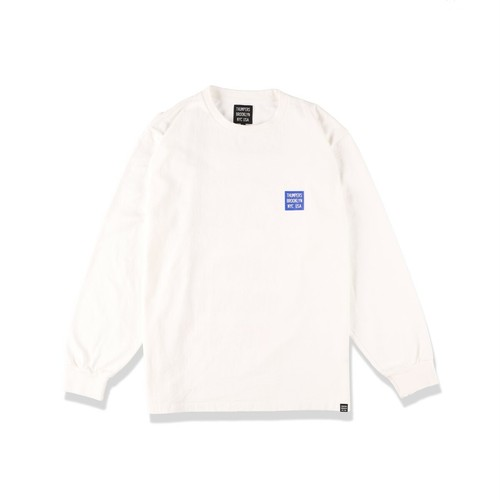 CRAFTED WITH CRAFT L/S Tee [TH9W-10-001]