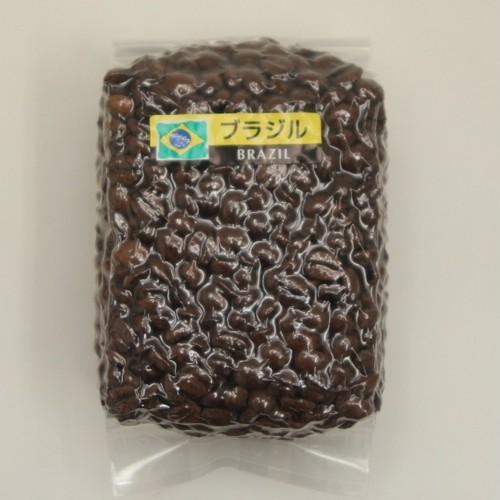 【コーヒー豆定期便】 ブラジル 豆のまま 200g