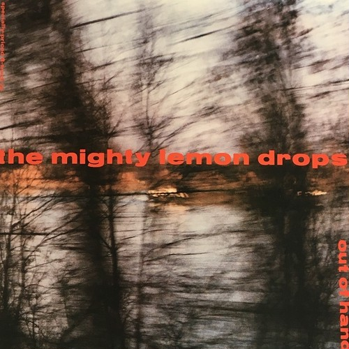 【LP・米盤】The Mighty Lemon Drops  /  Out Of Hand