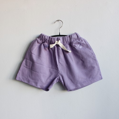 《main story 2021SS》Baggy Short / Grape Mist