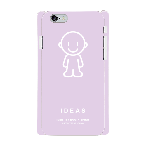 IDEAS/iPhone6/6sケース 801-ピンク