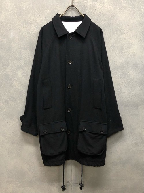 Y's - Wool Coat (size - 2) ¥38000+tax