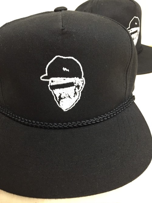 爺 cap