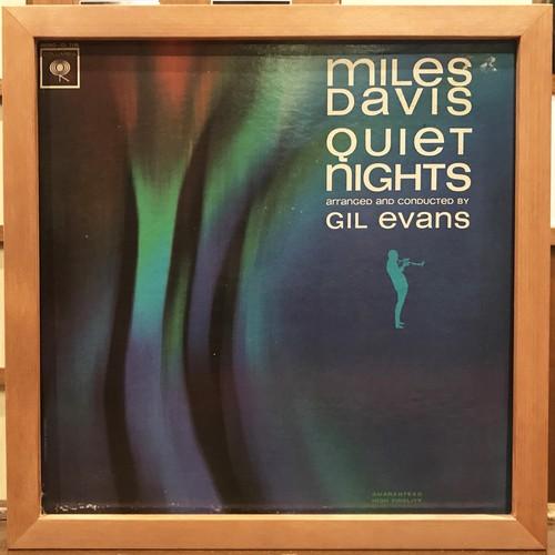 Miles Davis - Quiet Nights (LP)