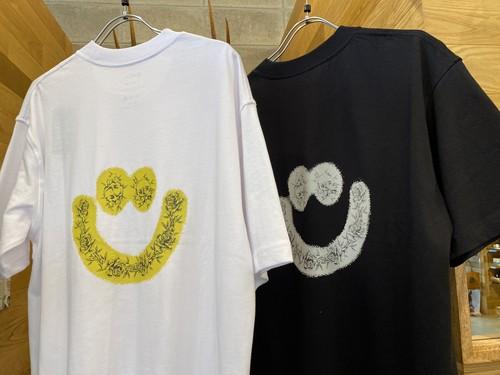 RVCA メンズ 【BENJAMIN JEANJEAN】 SKULL AND ROSES POCKET ST Tシャツ