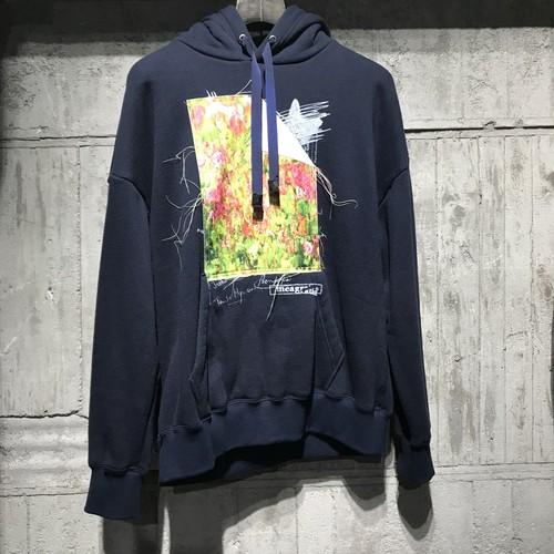 【meagratia】hooded sweatshirt