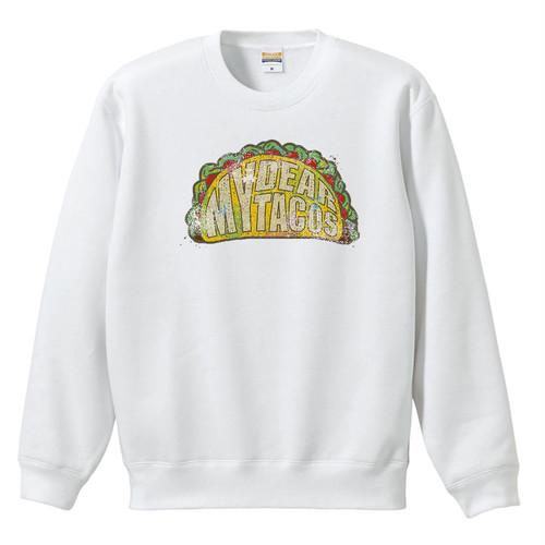 [カジュアルスウェット] My dear the tacos