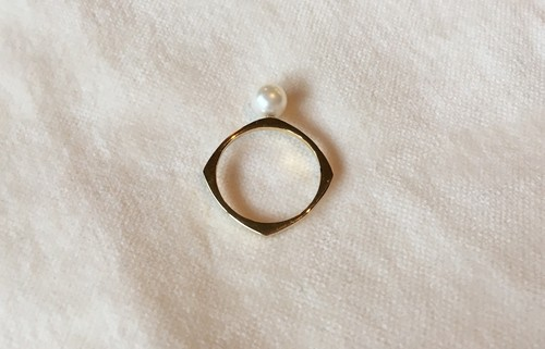 """PERLA""   Moment   ring"