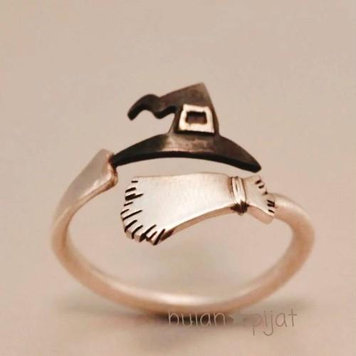 2020年 魔女集会 限定の指輪 MAJYO ring