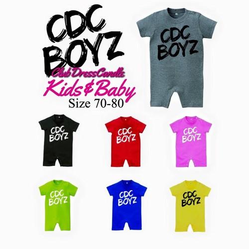 【CDC BOYZ Kids & Baby ロンパース(半袖)】