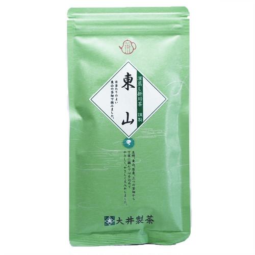 深蒸し掛川茶(東山)100g