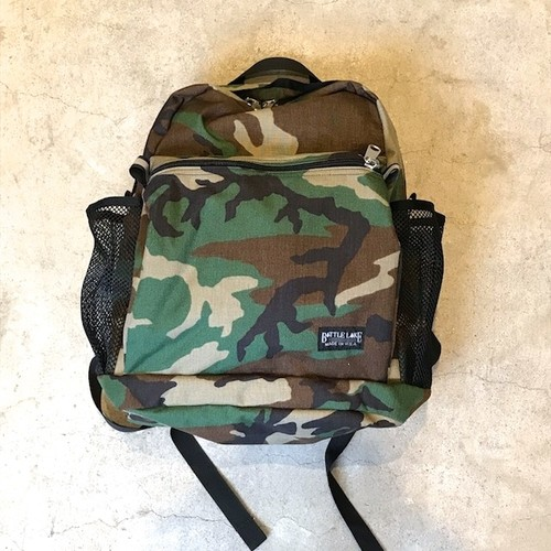 BATTLE LAKE COURDURA DAY PACK