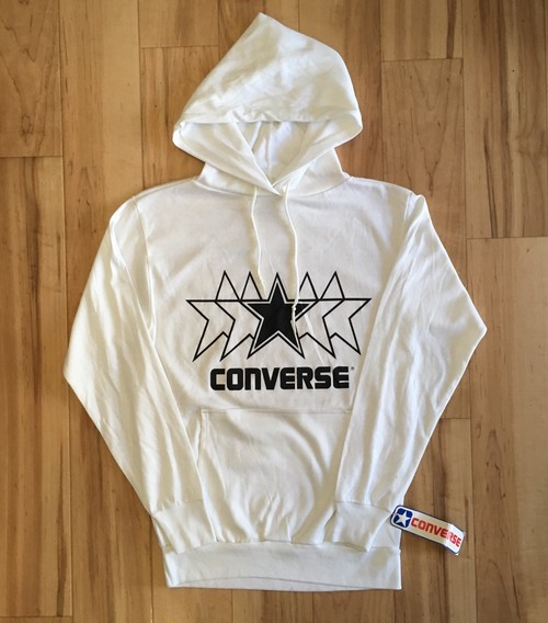 CONVERSE Long Sleeve Hooded T <Deadstock>