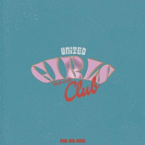 CHAI / HINDS「UNITED GIRLS ROCK 'N' ROLL CLUB[新品inch]