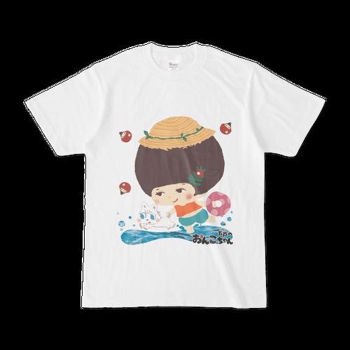「五戸のおんこちゃん」Tシャツ(夏)
