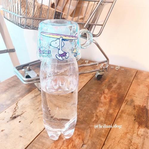 ペットボトルキャップ【サーフスヌーピー】