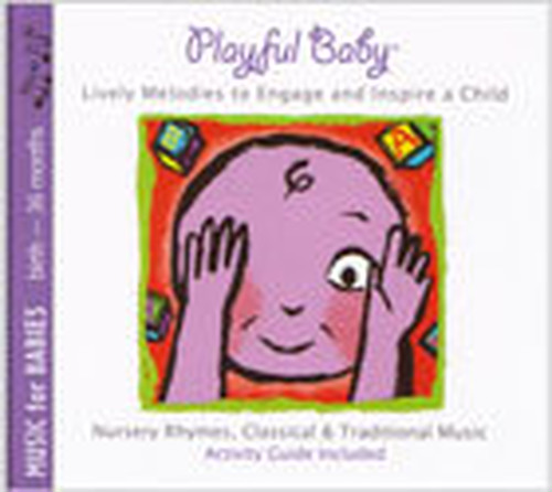 Playful Baby ープレイフルベイビー―(元気になる音楽)