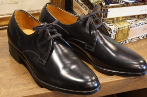 N.O.S. 70's FLORSHEIM plain toe dress Shoes