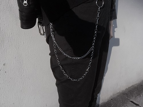 double wallet chains