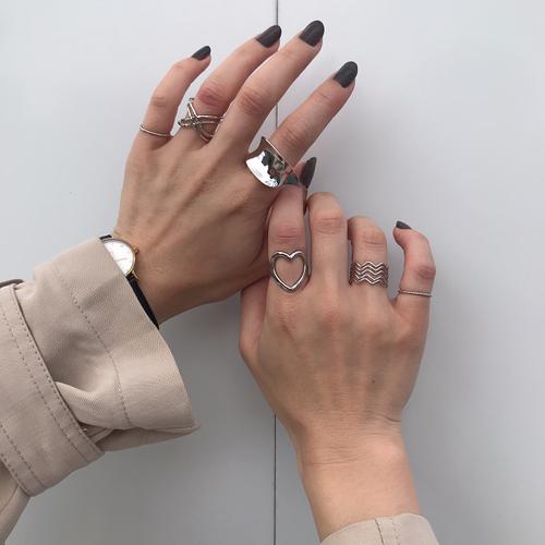 heart ring #1