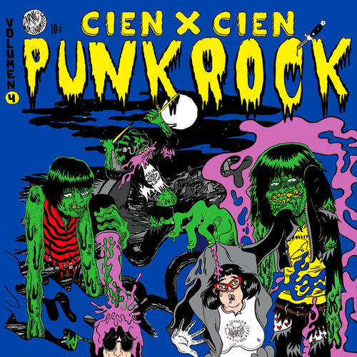 v/a / cien x cien punk rock vol. 4 cd