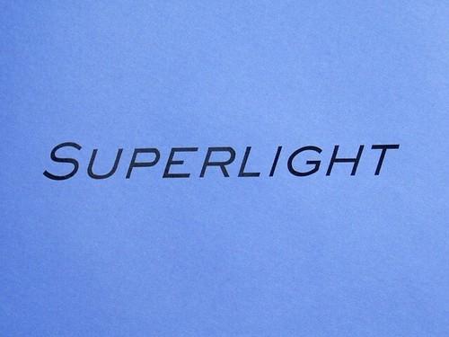 """デカール、ボンネット、SUPERLIGHT、シルバー、7"""""""