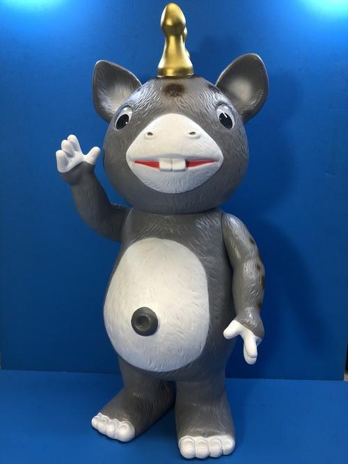 快獣ブースカ ジャイアント モノクロ色【オーダー可】