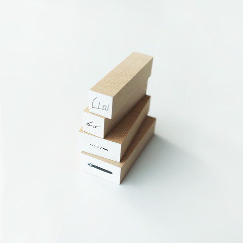 【XS】POCONUR STAMP(ポコヌルスタンプ)|暮らし