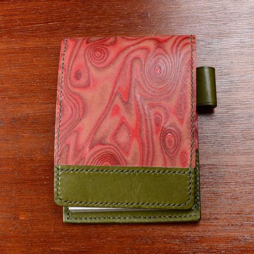 Woodern Leather Rhodia Cover (木目革 ロディアカバー )N°11 用(小)