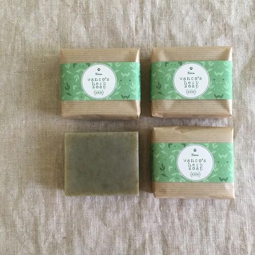 *送料無料*wanco's herb soap ~Neem~