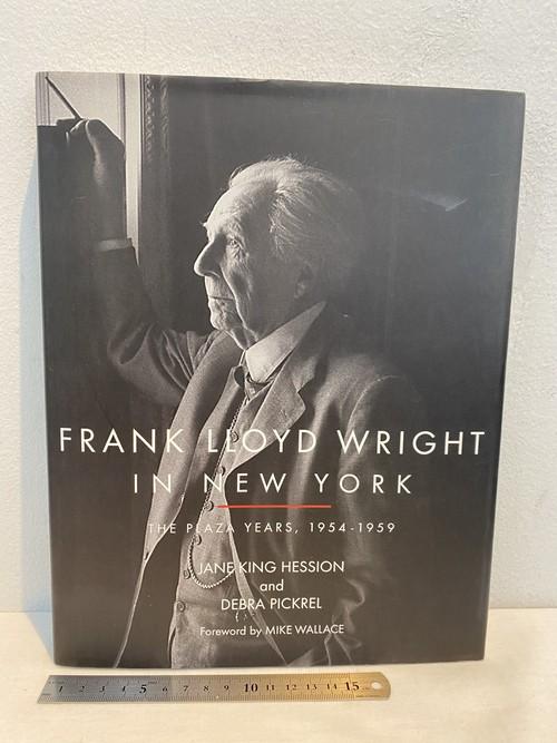 フランク・ロイド・ライト FRANK LLOYD WRIGHT IN NEW YORK