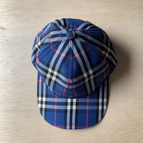 "NEON SIGN  ""Tartan Check Cap"""