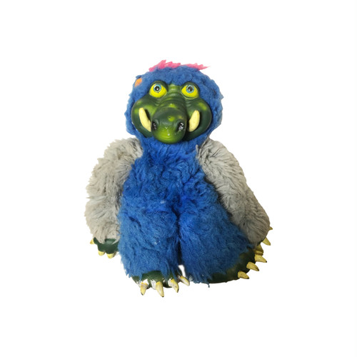 Los Temblors Plush Toy -blue-