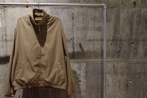 Big silhouette harrington jkt(USED)