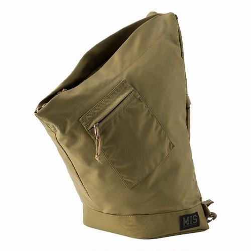MIS-1042 TA ONE SHOULDER BAG_COYOTE TAN
