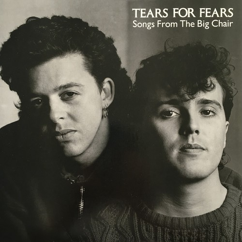 【LP・米盤】Tears For Fears / Songs From The Big Chair