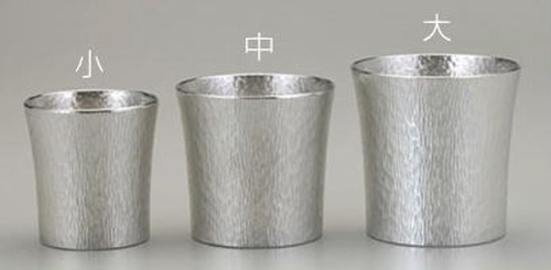 錫工房☆錫製タンブラー ファンネル 小