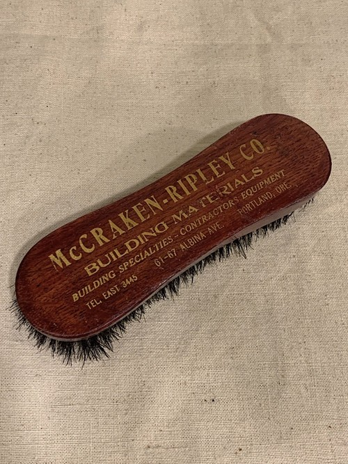 "HANDY BRUSH  "" McCRAKEN RIPLEY CO. """